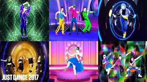 Just Dance 2017 Анонс новых треков