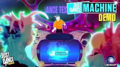 Just Dance 2017 - Just Dance Machine - Demo Gameplay -