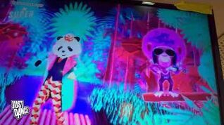 Just Dance 2018 - Daddy Cool - Different Color Scheme