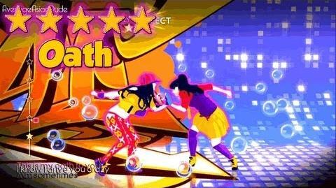 Just Dance 4 - Oath - 5* Stars