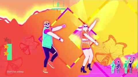 Let Me Love You - Just Dance 2019