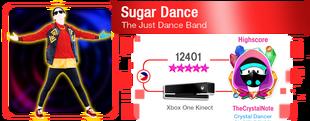 SugarDance M617Score