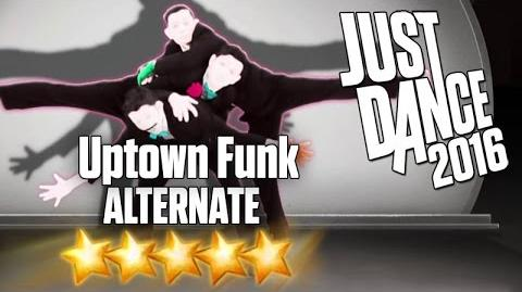 Just Dance 2016 - Uptown Funk (Alternate) - 5 stars