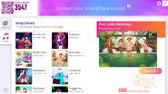 Kidsfivelittlemonkeys jdnow menu computer 2020