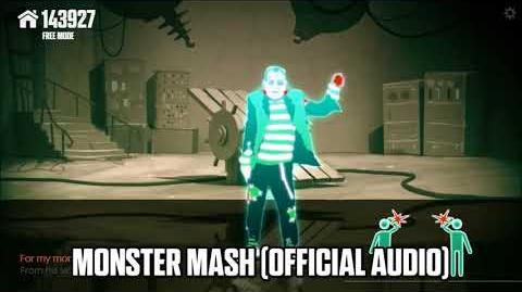 Monster Mash (Official Audio) - Just Dance Music