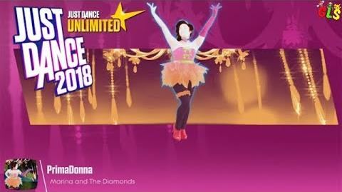 Primadonna - Just Dance 2018