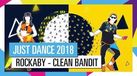ROCKABY - CLEAN BANDIT FT