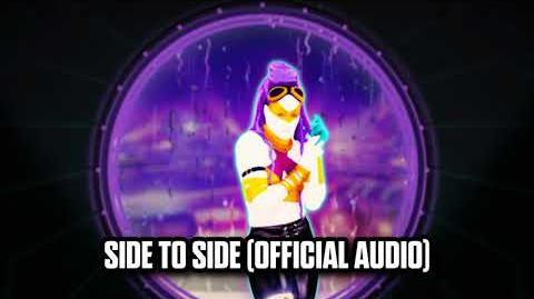 Side To Side (Official Audio) - Just Dance Music