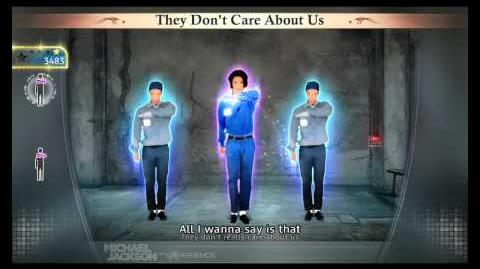 They Don't Care About Us - Michael Jackson The Experience (PS3)
