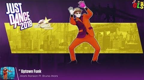 Uptown Funk - Just Dance 2018