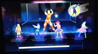 Ain't No Other Man (Puppet Master Mode - GamePad View) - Just Dance 4