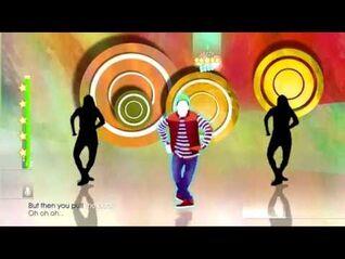 Just Dance 2014 - Troublemaker