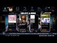 Rappersdelight hiphop menu