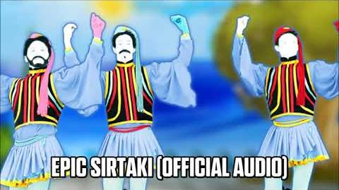 Epic Sirtaki (Official Audio) - Just Dance Music