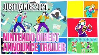 Just Dance 2021 Announce Trailer - Nintendo Direct Ubisoft US