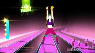Just Dance Unlimited - I Kissed a Girl - Katy Perry - Sweat Version