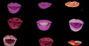 Problem lips bts