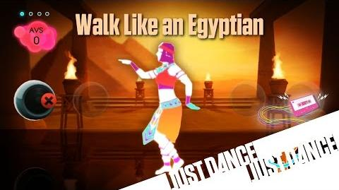 Just Dance 2 - Walk Like an Egyptian