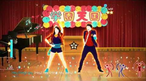 Gakuen Tengoku - Just Dance Wii U