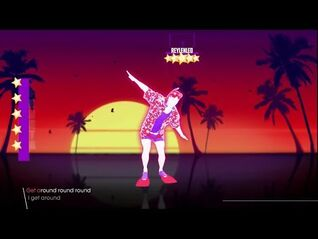 I Get Around - Just Dance 2018