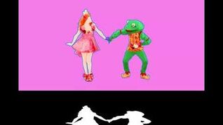 Just Dance 2015 Masked Extraction Love Is All