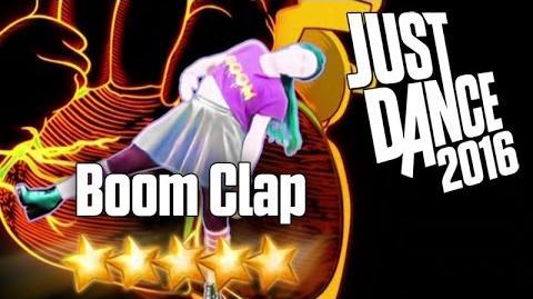 Just Dance 2016 - Boom Clap - 5 stars