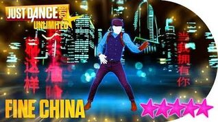 Just Dance 2019 (Unlimited) Fine China - 5 stars