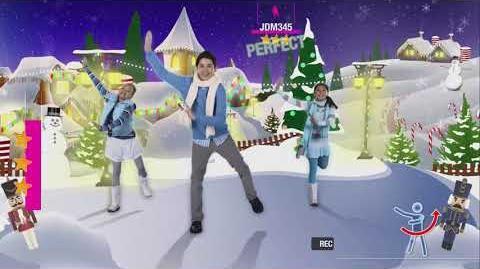 Just Dance 2019 Jingle Bells 5 stars Megastar Xbox One Kinect