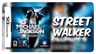 Michael Jackson The Experience (Nintendo DS) - Streetwalker (Hard)