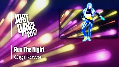Run The Night - Just Dance 2017