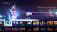 Domino jd2016 menu
