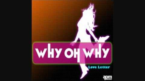 "Just Dance Summer Party ""Why Oh Why"" by Love Letter"