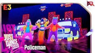 Policeman - Just Dance 2020 (E3)