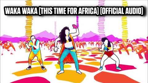 Waka Waka (This Time For Africa) (Official Audio) - Just Dance Music