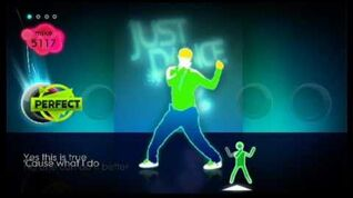 When I Grow Up (Contest Winner - Sam) - Just Dance 2