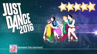 Cheerleader (Felix Jaehn Remix) - Just Dance 2016