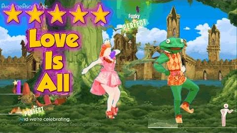 Just Dance 2015 - Love Is All - 5* Stars