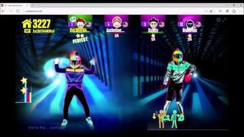 Video - Just Dance Now Martin Garrix - Animals (5 Stars