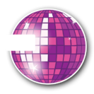 PinkDiscoBallSkin