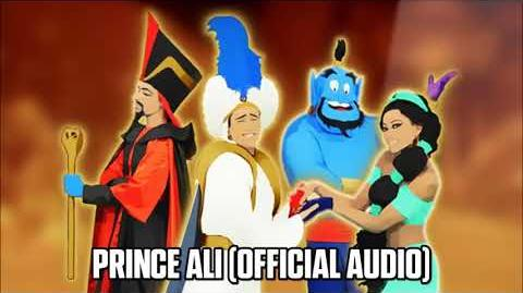 Prince Ali (Official Audio) - Just Dance Music
