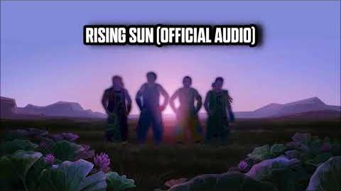 Rising Sun (Official Audio) - Just Dance Music