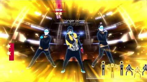 ThatPOWER (On-Stage) - Just Dance 2017