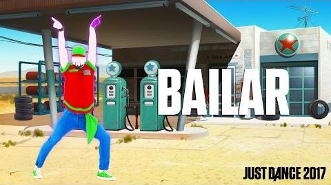 Deorro Ft. Elvis Crespo - Bailar Just Dance 2017 Official Gameplay preview