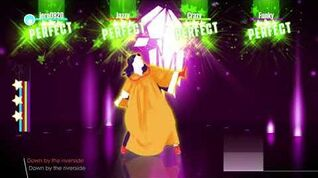 Just Dance® 2018 - Unlimited Down By The RiverSide - Megastar - With 4 JoyCon