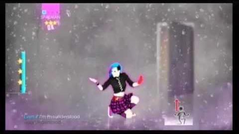 Just Dance 2014 Miss Understood 5 Stars