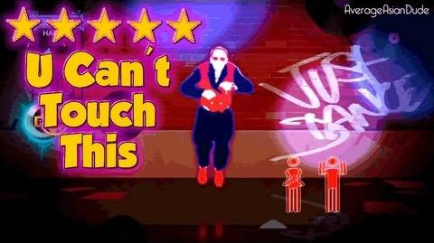 Just Dance Greatest Hits - U Can't Touch This - 5* Stars