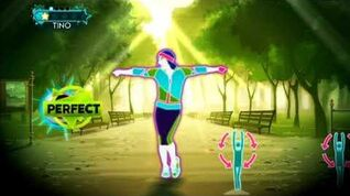 Sweat Invaders - Cardiac Caress (Just Dance 3 In-Game Version)