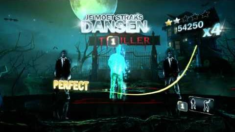 Thriller - Michael Jackson The Experience (Xbox 360 graphics)