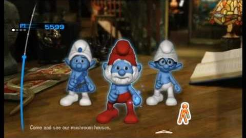 We Have Us - The Smurfs Dance Party