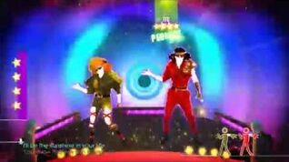 When The Rain Begins To Fall - Just Dance 2016